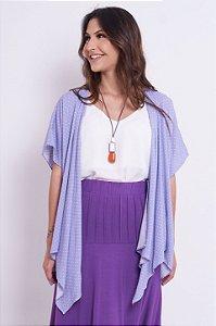 Kimono Pontas Poazinhos