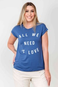 T-shirt All We Need Is Love