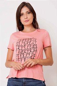 T-shirt Gatinhos