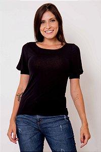 T-shirt Básica Punho