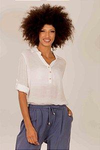 Camisa Lisa Color Textura