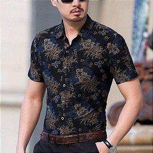 Camisa de manga curta Masculina