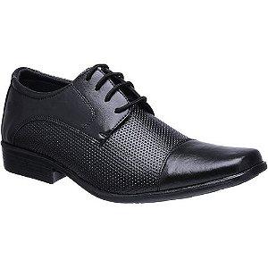Sapato Social Masculino Com Cadarço