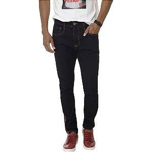 Calça jeans masculina carrot