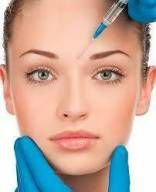 Botox - área da testa  - redução e prevenção efetiva das rugas