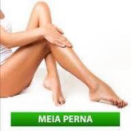 DEPILAÇÃO A LASER MEIA PERNA - 1 SESSÃO
