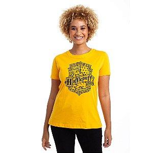 Camiseta Baby Look Brasão Lufa Lufa