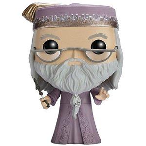Funko Pop Dumbledore with Wand