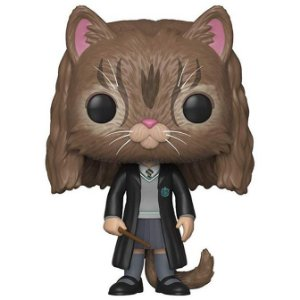 Funko Pop Hermione Granger as Cat