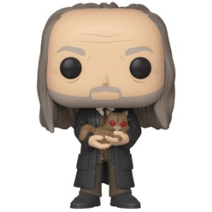 Funko Pop Filch e Mrs. Norris - Exclusivo NY Fall Convention 2019