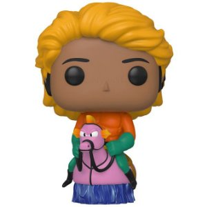 Funko Pop Raj Koothrappali Aquaman - Exclusivo SDCC 2019