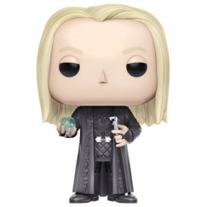 Funko Pop Lucius Malfoy Holding Prophecy - Exclusivo