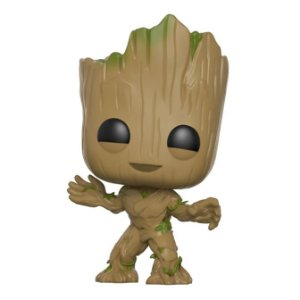 Funko Pop Groot - Guardiões da Galáxia