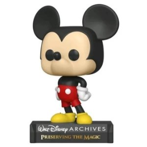 Funko Mickey Mouse - Disney 50 anos