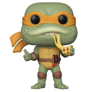 Funko Michelangelo - Tartarugas Ninja