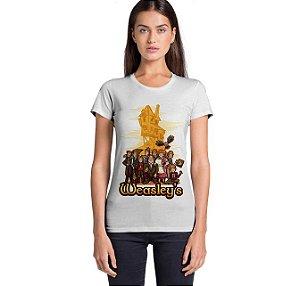 Camiseta Baby Look Weasley's