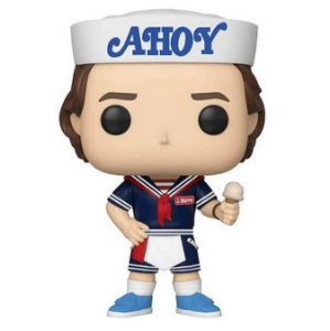 Funko Steve with AHOY Outfit