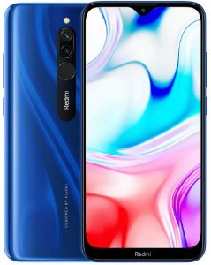Smartphone Xiaomi Redmi 8 64GB Azul