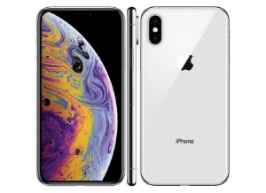 iPhone XS 64GB Prata Seminovo