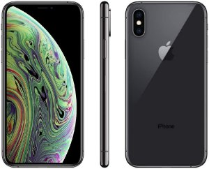iPhone XS 256GB Preto Seminovo