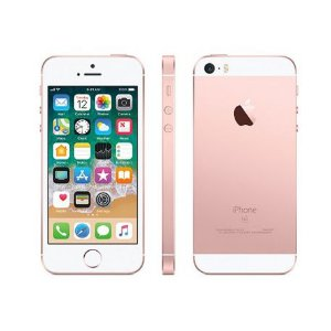 iPhone SE 64GB Rose Gold Seminovo