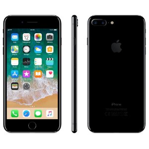 iPhone 7 Plus 256GB Preto Seminovo