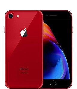 iPhone 8 64GB Vermelho Seminovo