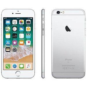 iPhone 6s 64GB Prata Seminovo