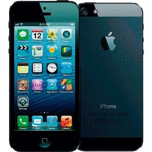 iPhone 5 16GB Preto Seminovo