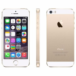 iPhone 5s 16GB Gold Seminovo