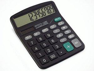 Calculadora Média 12 Dígitos CC3000 BRW