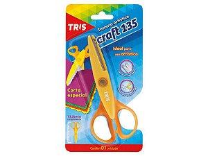 Tesoura TRIS Craft 13,5 cm