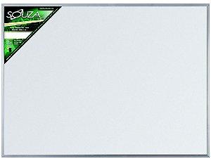 Quadro Branco Moldura Aluminio 150X120cm Standard