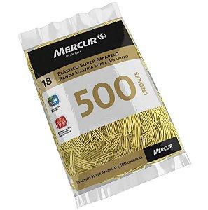 Elástico Super Amarelo - 500 unidades