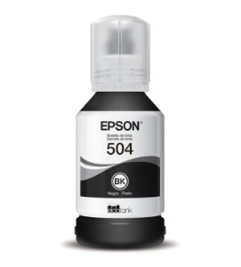 Refil Epson T504 Preto 127ml