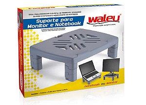 Suporte para Monitor e Notebook Waleu