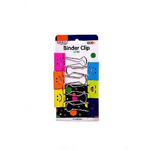 Blinder Clip Emoji Neon 25mm C/6 BRW