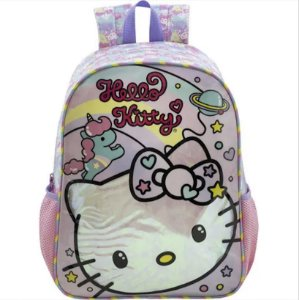Mochila 16 Hello Kitty Rainbow