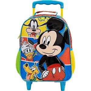 Mala com Rodas 16 Mickey Mouse - R1/21 - 9310
