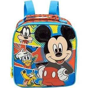Lancheira Mickey Mouse - R1/21 - 9314