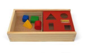 Passa Figuras (2 compartimentos) - Jott Play