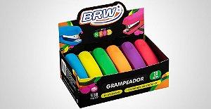 GRAMPEADOR 18 FOLHAS NEON BRW