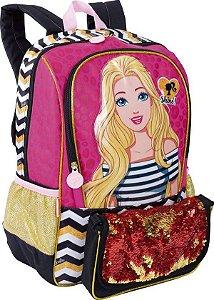 Mochila Barbie com Bolsa 19Z Sestini