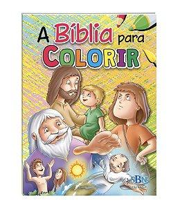 Bíblia para Colorir, A