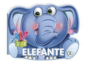 Descobrindo o Mundo: Elefante