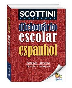 Scottini Dicionário Escolar de Espanhol