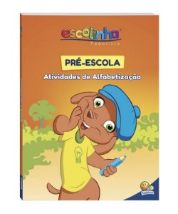 Pré-escola - Atividades de Alfabetização (Escolinha Todolivro)