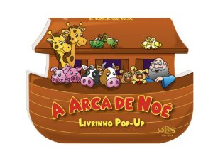 Livrinho Pop-up: Arca de Noé, A