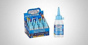 Cola de Silicone 60g BRW - Unidade