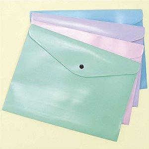 Envelope com Botão A4 Serena